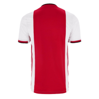 19-20 Ajax Home Red&White Soccer Jerseys Shirt