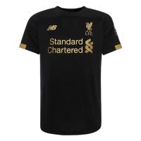 19-20 Liverpool Goalkeeper Black Soccer Jerseys Shirt