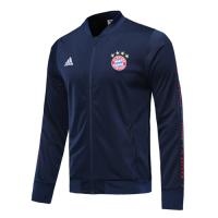 19-20 Bayern Munich Navy V-Neck Training Jacket