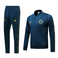2019 World Cup Colombia Navy V-Neck Training Kit(Jacket+Trousers)
