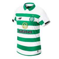 19-20 Celtic Home Green&White Soccer Jerseys Shirt