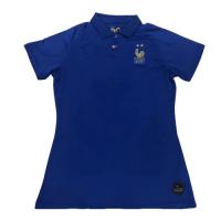 2019 France Home 100-Years Anniversary Women's Jerseys Shirt