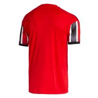 19-20 Sao Paulo Away Black&Red Soccer Jerseys Shirt