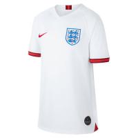 2019 World Cup England Home White Women's Jerseys Shirt(Player Version)