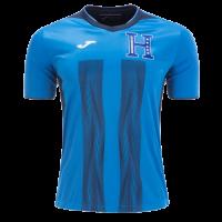 2019 Honduras Third Away Blue Soccer Jerseys Shirt