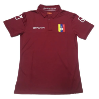 2019 Venezuela Home Red Soccer Jerseys Shirt