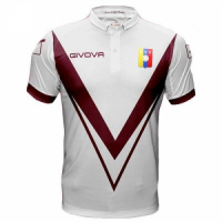2019 Venezuela Away White Soccer Jerseys Shirt