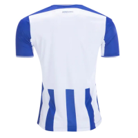 2019 Honduras Away Blue&White Soccer Jerseys Shirt