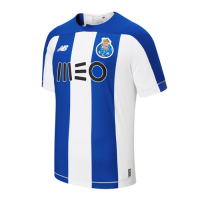 19-20 Porto Home Blue&White Soccer Jerseys Shirt