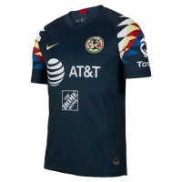 19-20 Club America Away Navy Soccer Jerseys Shirt