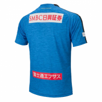 2019 Kawasaki Frontale Home Blue Jerseys Shirt