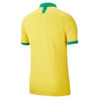 2019 Brazil Home Yellow Soccer Jerseys Shirt