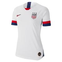 2019 World Cup USA Home White Women's Jerseys Shirt