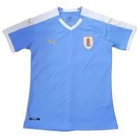 2019 Uruguay Home Blue Soccer Jerseys Shirt