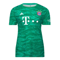 19-20 Bayern Munich Green Goalkeeper Jerseys Shirt