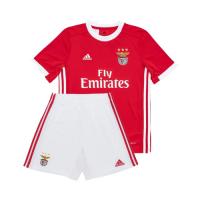 19-20 Benfica Home Red Children's Jerseys Kit(Shirt+Short)