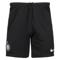 19/20 Inter Milan Home Black Jerseys Short
