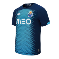 19-20 Porto Third Away Navy Soccer Jerseys Shirt