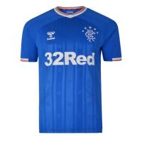 19-20 Glasgow Rangers Home Blue Jerseys Shirt Men soccer jersey, Fans soccer jersey, Blue jersey,jersey, Cheap soccer Shirt, Replica,