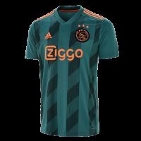 19-20 Ajax Away Green Soccer Jerseys Shirt