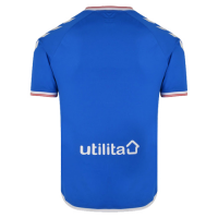 19-20 Glasgow Rangers Home Blue Jerseys Shirt