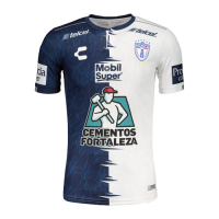 19/20 CF Pachuca Home White&Blue Jerseys Shirt