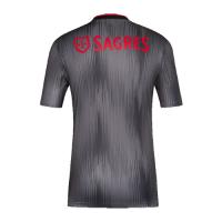 19-20 Benfica Away Dark Gray Soccer Jerseys Shirt