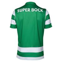 19/20 Sporting Lisbon Home Green&White Soccer Jerseys Shirt