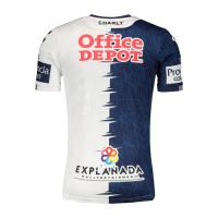 19/20 CF Pachuca Home White&Blue Jerseys Shirt