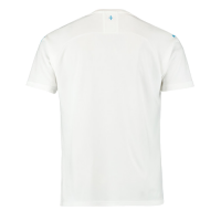 19-20 Marseille Home White Jerseys Shirt