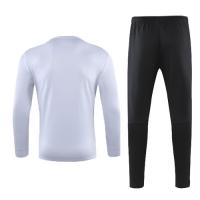 19-20 PSG White Sweat Shirt Kit(Top+Trouser)