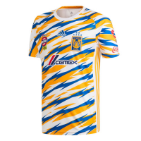 2019 Tigres UANL Third Away Yellow Soccer Jerseys Shirt