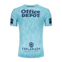 19/20 CF Pachuca Away Light Blue Jerseys Shirt