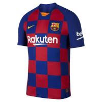 19-20 Barcelona Home Blue&Red Soccer Jerseys Shirt