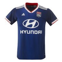 19-20 Olympique Lyonnais Away Navy Jerseys Shirt