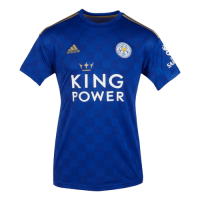19-20 Leicester City Home Blue Soccer Jerseys Shirt