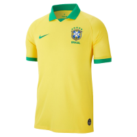 2019 Brazil Home Yellow Soccer Jerseys Shirt