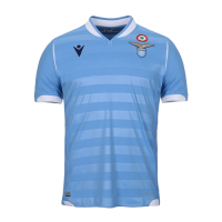 19/20 Lazio Home Blue Soccer Jerseys Shirt