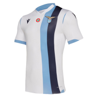 19/20 Lazio Away White Soccer Jerseys Shirt
