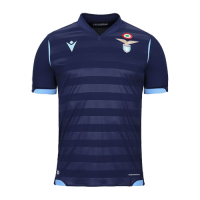 19/20 Lazio Third Away Navy Soccer Jerseys Shirt