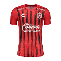 19/20 Club Tijuana Home Red Soccer Jerseys Shirt