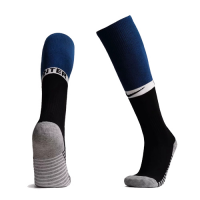 19/20 Inter Milan Home Navy&Black Soccer Jerseys Socks