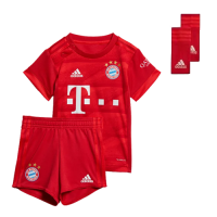 19-20 Bayern Munich Home Children's Jerseys Kit(Shirt+Short+Socks)