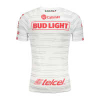 19/20 Club Tijuana Away White Soccer Jerseys Shirt