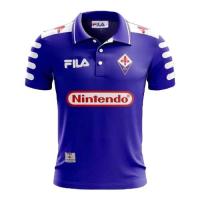 98/99 Fiorentina Home Purple Retro Soccer Jerseys Shirt