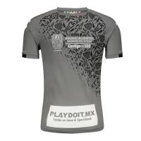 19/20 Club Necaxa Away Dark Gray Jerseys Shirt