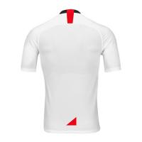 19/20 Sevilla Home White Soccer Jerseys Shirt
