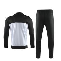 19/20 Juventus Black&White High Neck Collar Training Kit(Jacket+Trouser)
