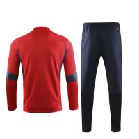19/20 Arsenal Red Sweat Shirt Kit(Top+Trouser)