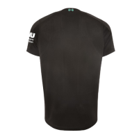 19/20 Liverpool Third Away Black&Green Soccer Jerseys Shirt